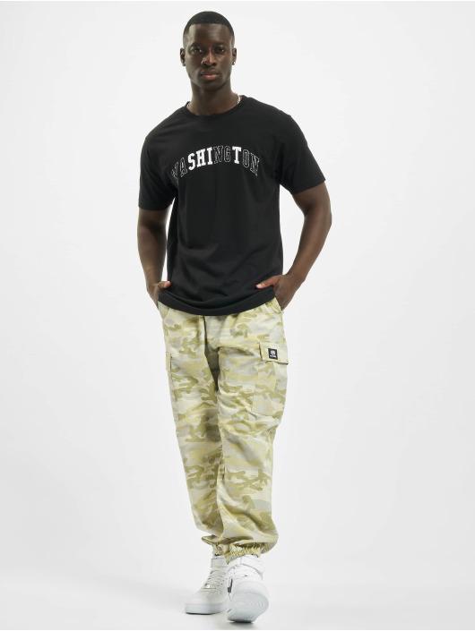 Mister Tee T-Shirty Shit City czarny