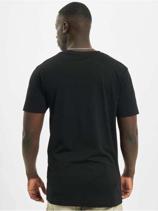 Mister Tee T-Shirty Anti House Leaving czarny