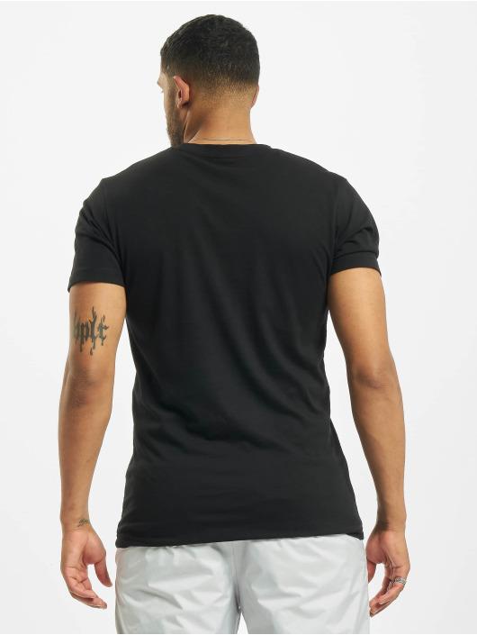 Mister Tee T-Shirty True Legends czarny