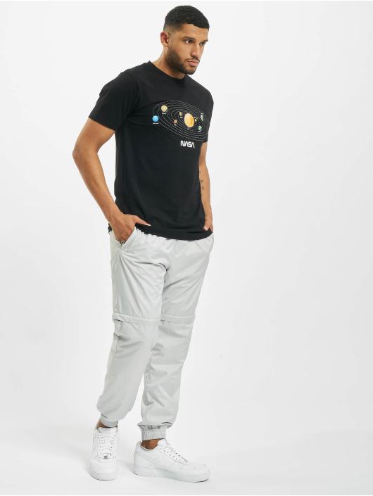 Mister Tee T-Shirty Nasa Space czarny