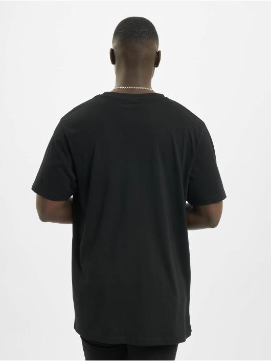 Mister Tee T-Shirty Nasa Moon czarny