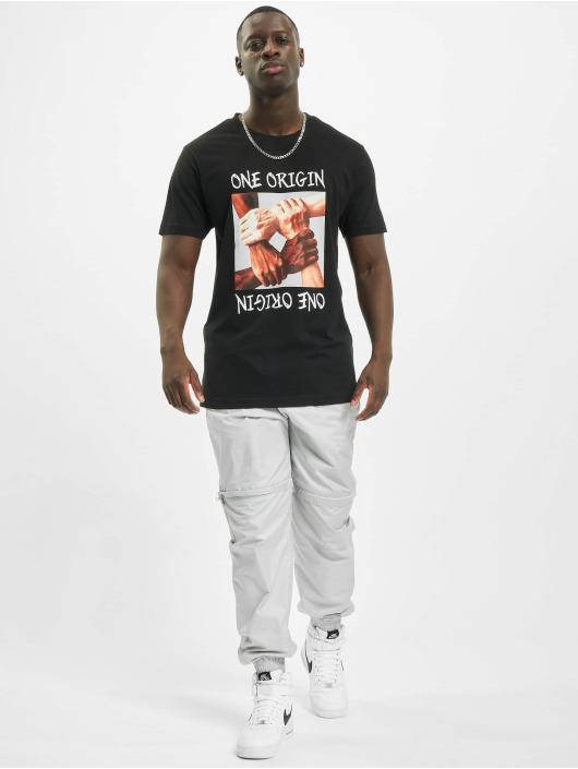 Mister Tee T-Shirty One Origin czarny