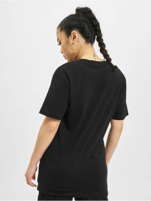Mister Tee T-Shirty 90ies Girl czarny