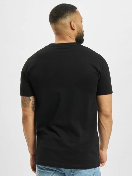 Mister Tee T-Shirty Pray Ring czarny