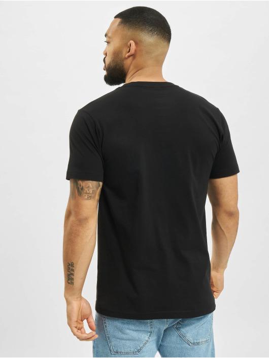 Mister Tee T-Shirty Don´t Play czarny