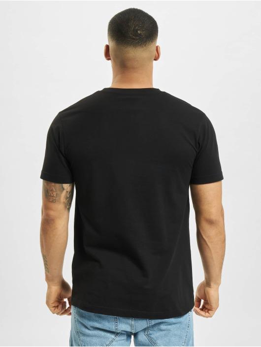 Mister Tee T-Shirty No Risk No Story czarny