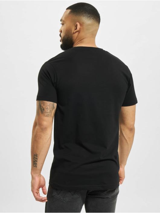 Mister Tee T-Shirty Don´t Mess This Up czarny