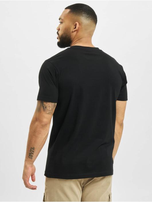 Mister Tee T-Shirty 2pac F*ck The World czarny