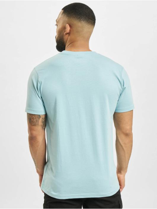 Mister Tee T-Shirty Pray niebieski