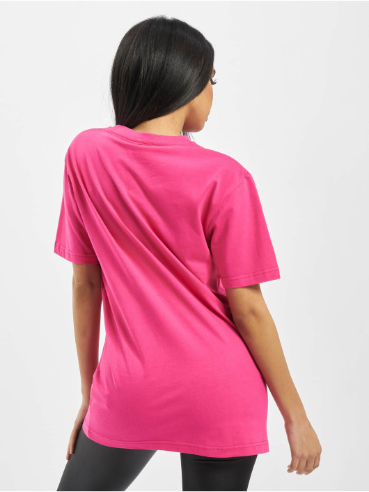 Mister Tee T-Shirty Ladies Waiting For Friday pink