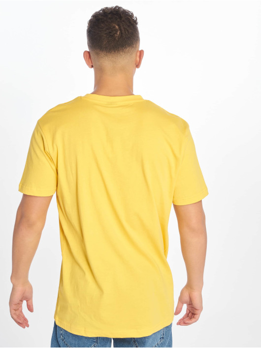 Mister Tee T-Shirty Taxi zólty