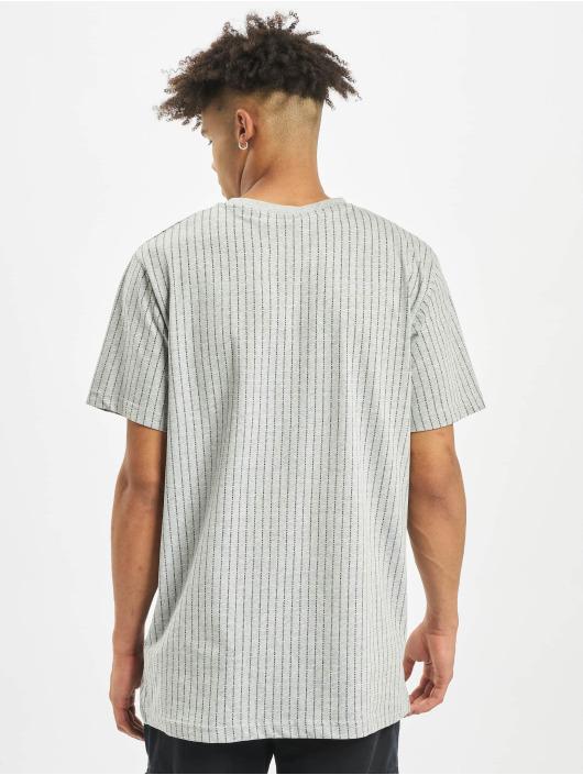 Mister Tee T-skjorter Fuckyou grå
