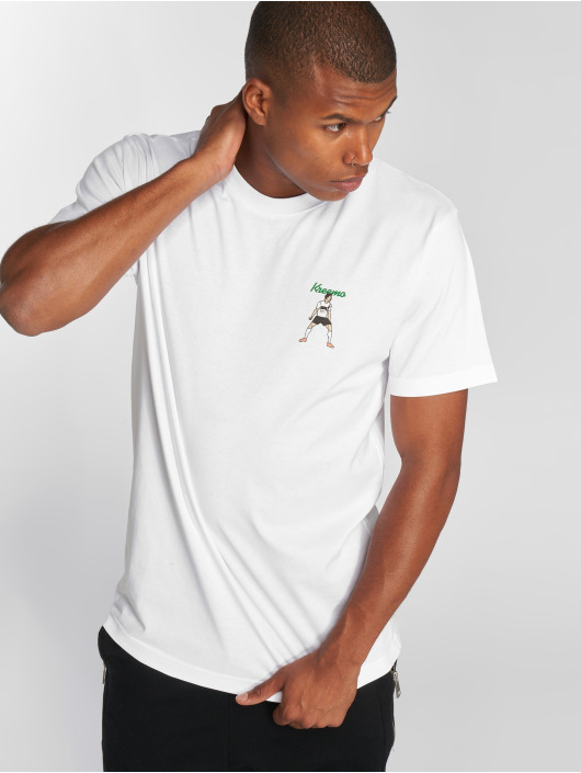 Mister Tee T-skjorter Krautz hvit