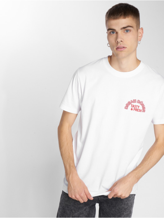 Mister Tee T-skjorter Dream Döner hvit