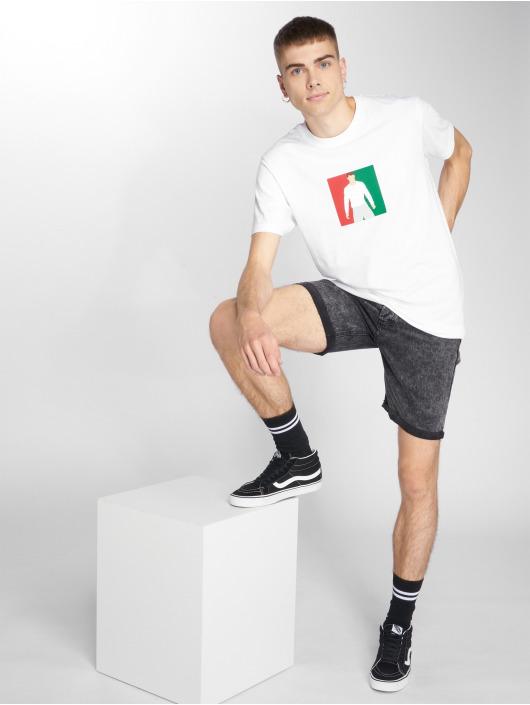 Mister Tee T-skjorter Rnld hvit
