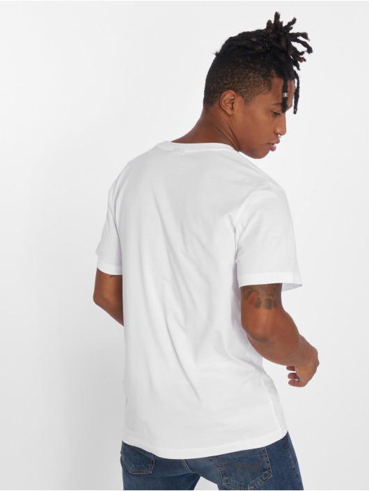 Mister Tee T-skjorter Keke Love hvit
