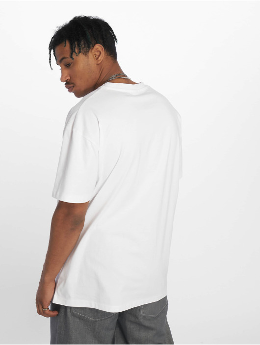Mister Tee T-skjorter Nasa 60 Oversized hvit