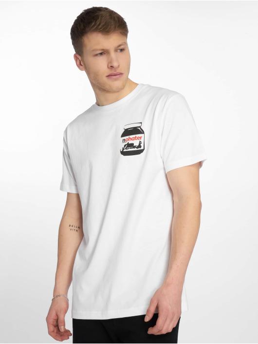 Mister Tee T-skjorter Hgh hvit