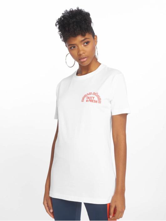 Mister Tee T-skjorter Döner hvit