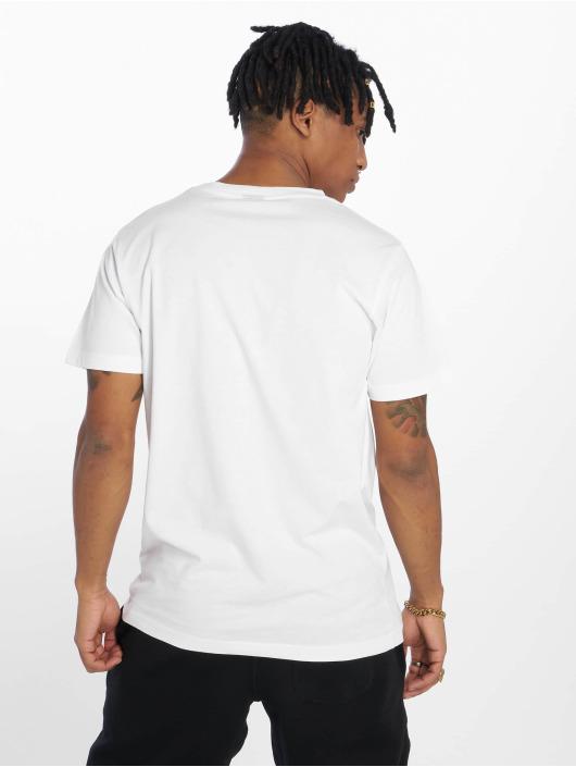 Mister Tee T-skjorter Khalas Tee hvit