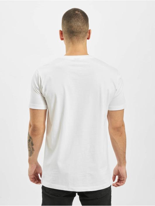 Mister Tee T-skjorter Game Over And Over hvit
