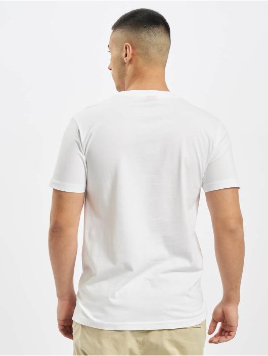 Mister Tee T-skjorter Pray 2.0 hvit