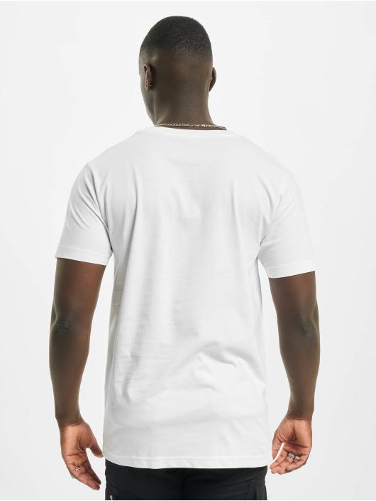 Mister Tee T-skjorter Going Down hvit
