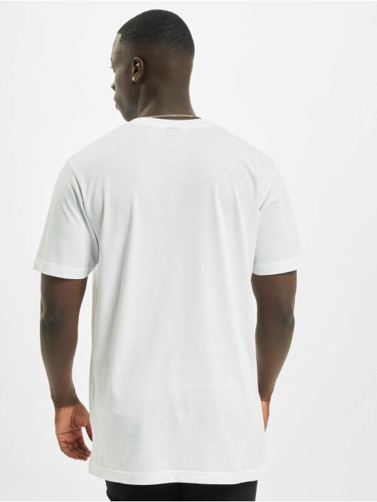 Mister Tee T-skjorter Feel The Heat hvit