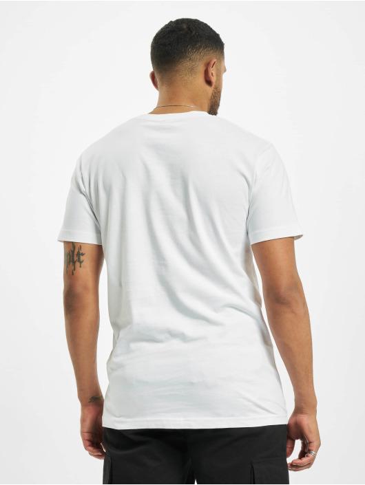 Mister Tee T-skjorter Paranoia hvit