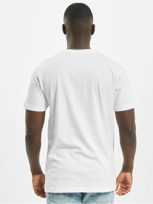Mister Tee T-skjorter Colored Equality hvit