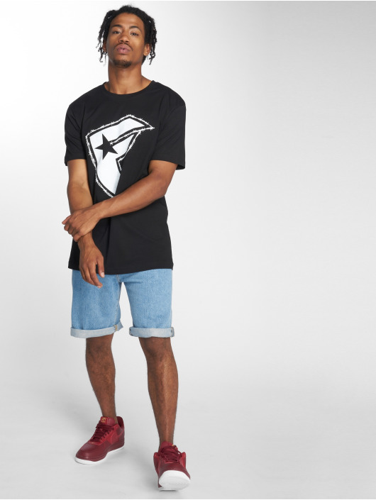 Mister Tee T-skjorter Barbed svart