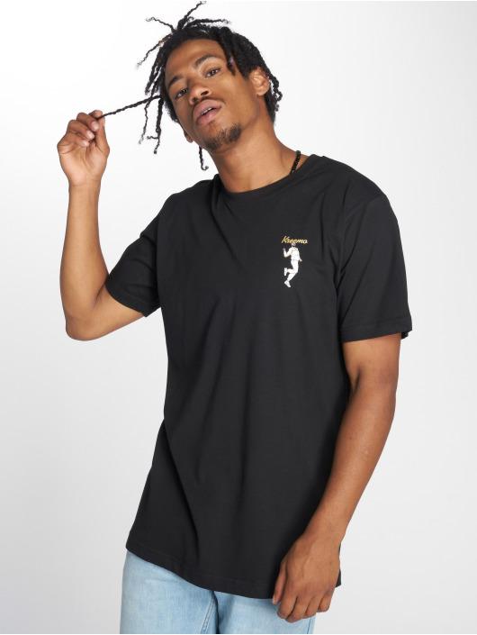 Mister Tee T-skjorter Drizzy svart