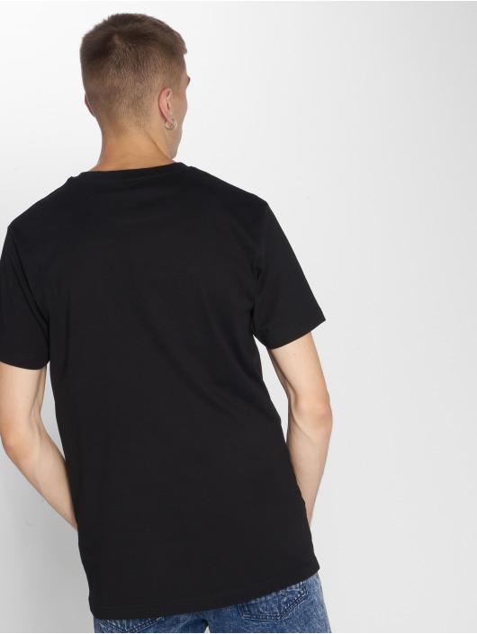 Mister Tee T-skjorter Lsngls svart
