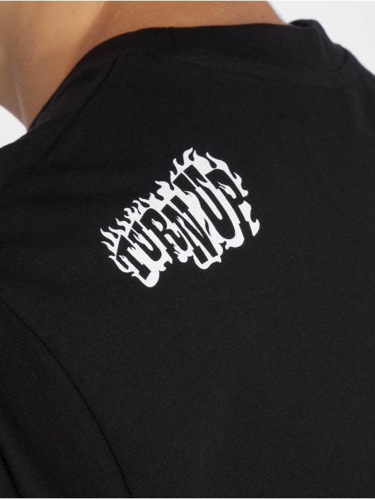 Mister Tee T-skjorter Burgaciaga svart