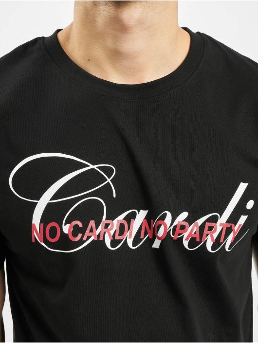 Mister Tee T-skjorter No Party svart