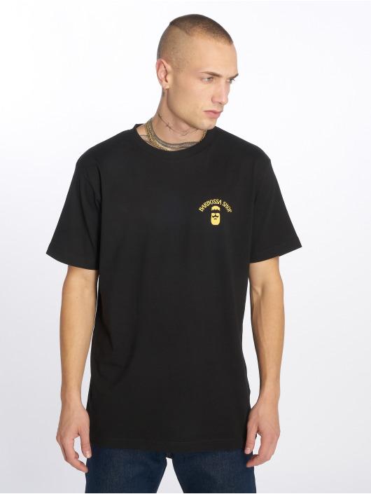 Mister Tee T-skjorter Barbossa svart