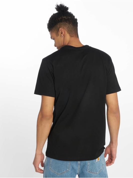 Mister Tee T-skjorter Esport svart