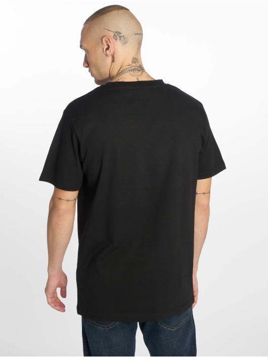 Mister Tee T-skjorter Habibi Atheltics svart
