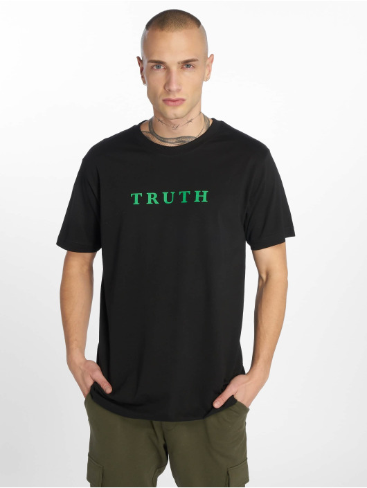 Mister Tee T-skjorter Truth svart