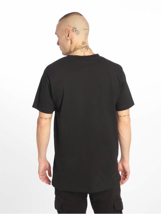 Mister Tee T-skjorter Get Money svart