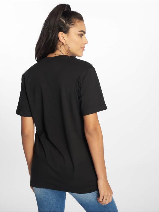 Mister Tee T-skjorter Happy Definition svart