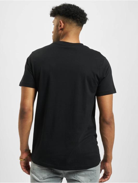 Mister Tee T-skjorter Fuck The Truth svart