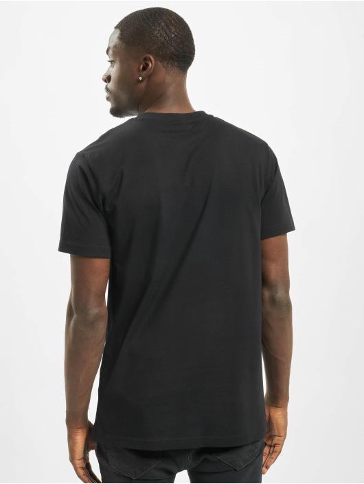 Mister Tee T-skjorter Eyes svart