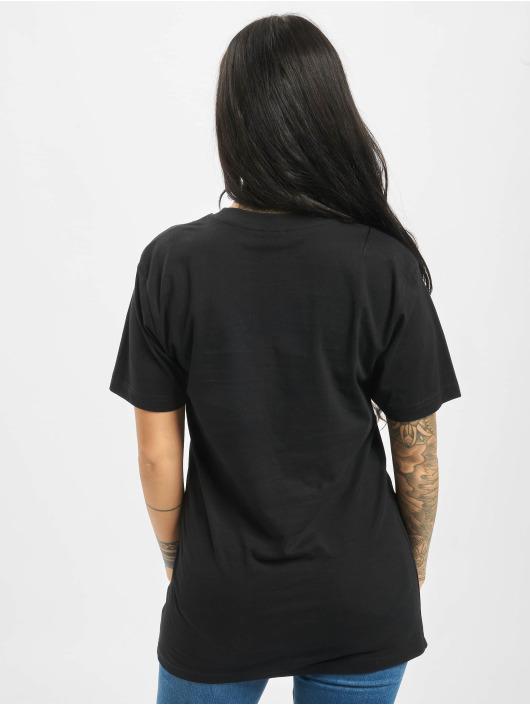 Mister Tee T-skjorter Distant Planet svart