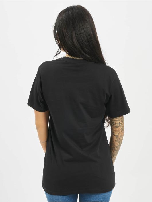 Mister Tee T-skjorter Moth svart