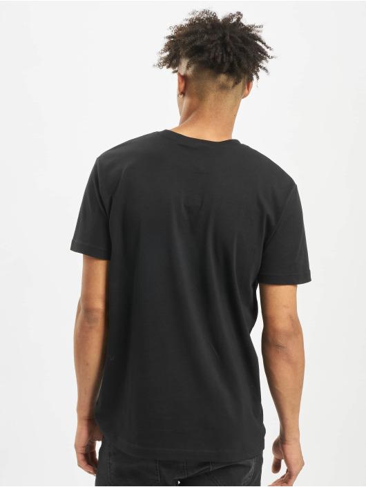 Mister Tee T-skjorter Count Your Fame svart