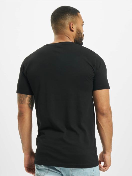 Mister Tee T-skjorter Brainwashed Generation svart