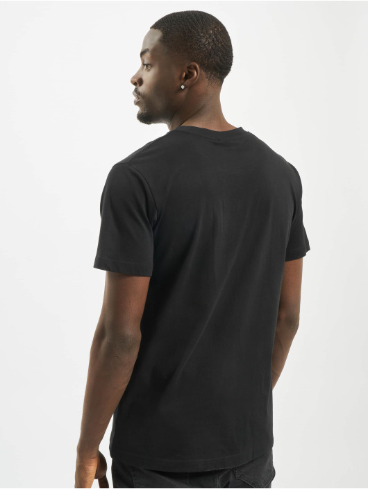 Mister Tee T-skjorter Hello Brooklyn svart