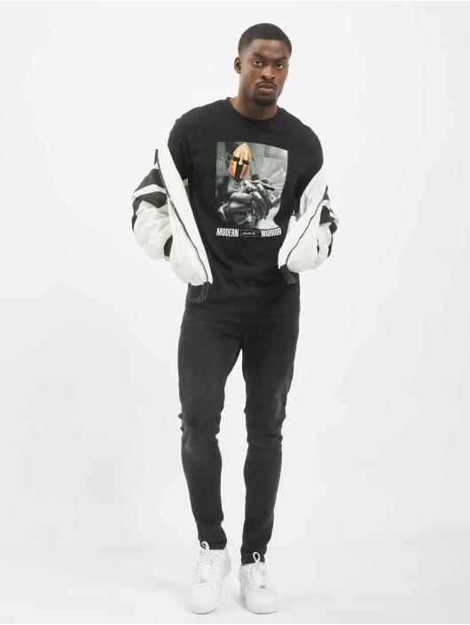 Mister Tee T-skjorter Modern Warrior svart