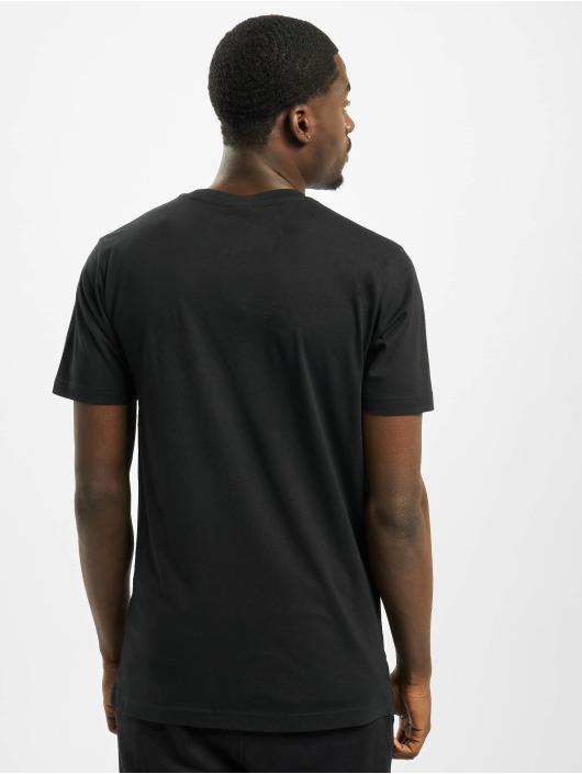 Mister Tee T-skjorter Eminem Anger Comic svart